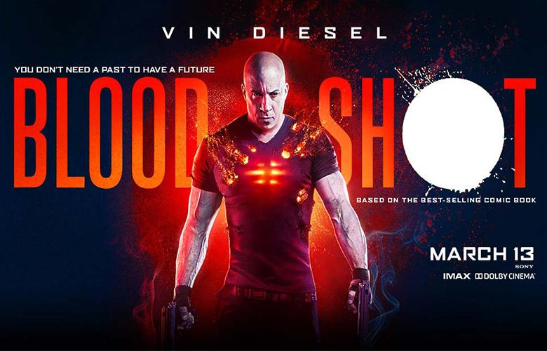 «وین دیزل» Bloodshot