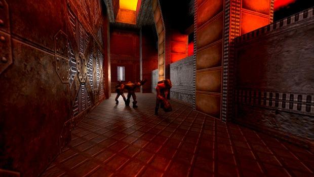 رهگیری پرتو Quake II