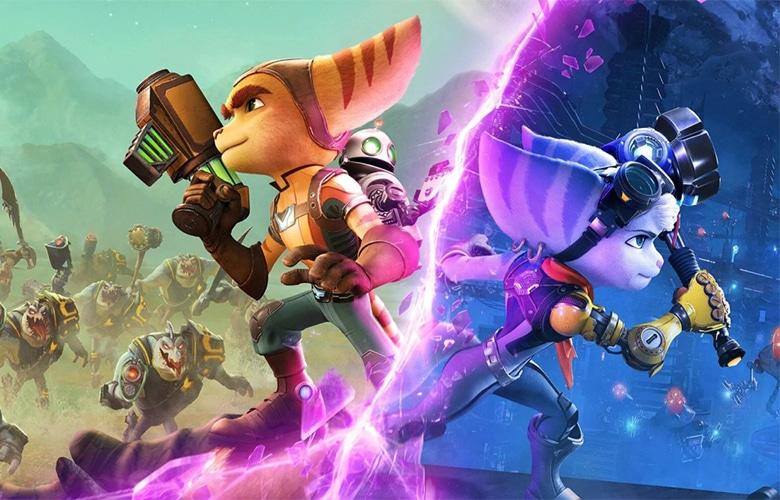بازی Ratchet and Clank