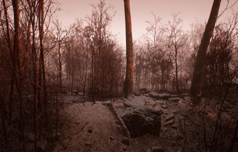 بازی Abandoned سونی