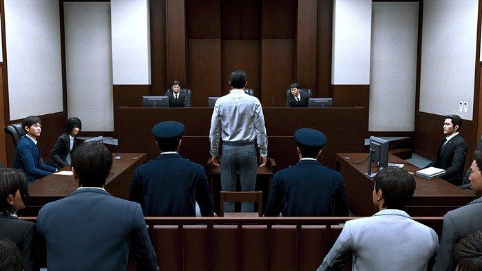 بازی Lost Judgment
