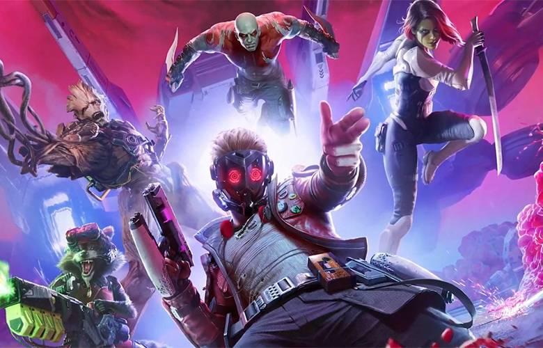 بازی Guardians Of The Galaxy