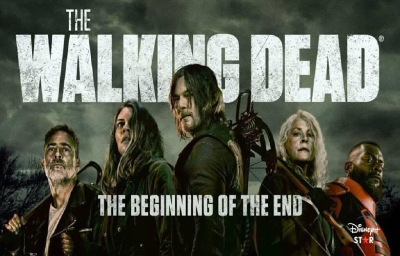فصل یازده سریال Walking Dead
