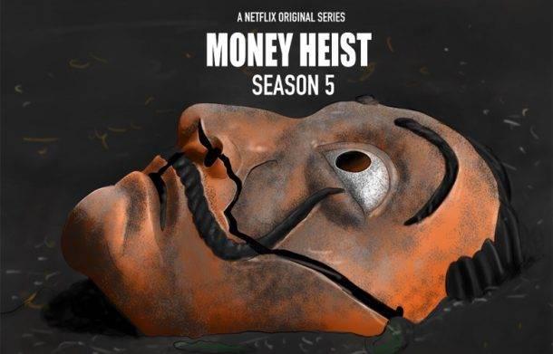 فصل پنجم سریال Money Heist