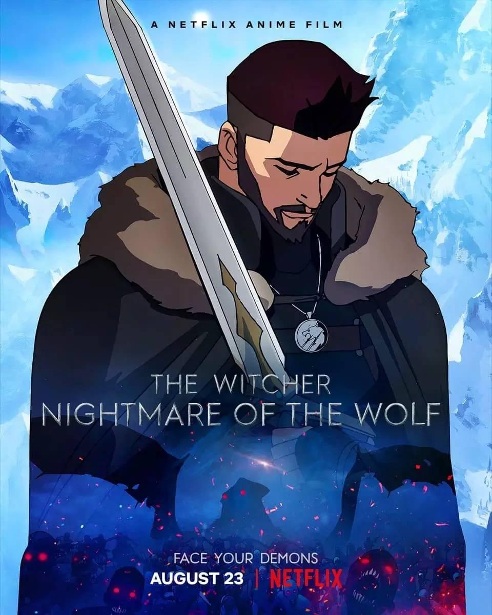 انیمه The Witcher