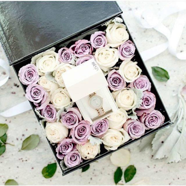 باکس گل برای ساعت